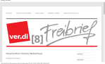 NevenDuMont  Kölsche Medienflaute › ver.di Freibrief